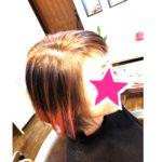 pinkred × silvergray💌