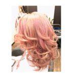 Pinkcolorhair(♡´ ˘ `♡)